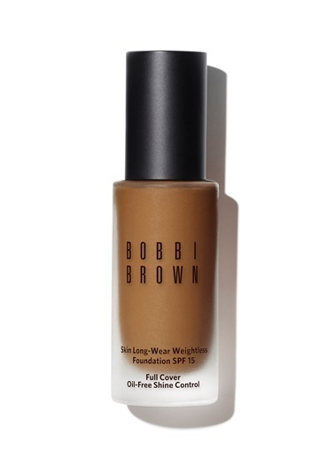 Bobbi Brown Skin Long-Wear Weightless Foundation SPF15 Golden Almond Fondöten Renksiz